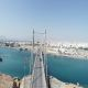Design and Construction of Roads and Suspension Bridge Khor Al Batah-Sur, Sultanate of Oman
