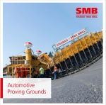 SMB Strabag-Max Bögl - Automotive Proving Grounds